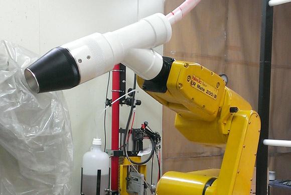弘大机器人喷涂解决方案