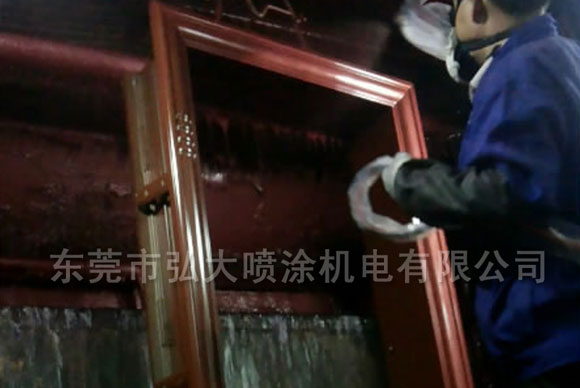 弘大HDA-100应用于门业、门框